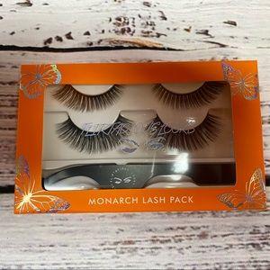 FLIRTACIOUS LOOKS Monarch Lash Pack Cosmetics